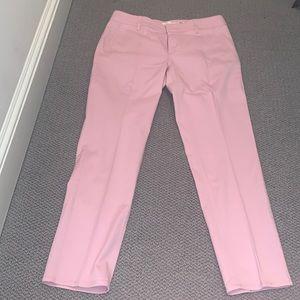 Loft Pink Khakis sz. 4